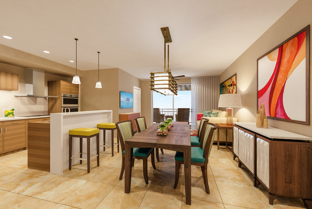 Kind Suite at 601 Signature Collection designed by Design Poole