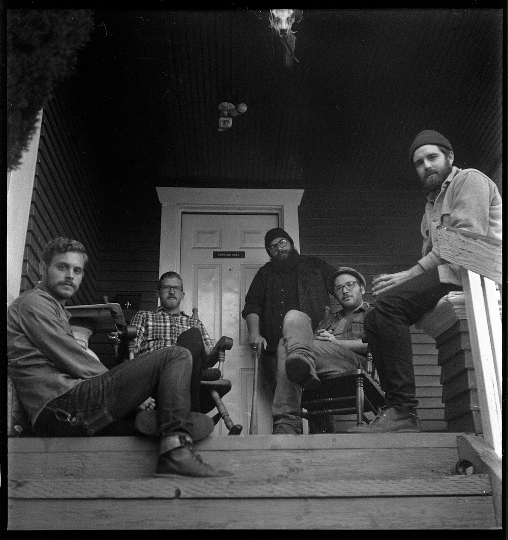 The Red House, Seattle.  Bryan John Appleby and his band.  August, 2011.