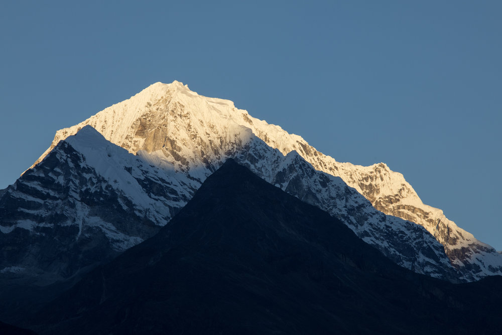 Tengi Ragi Tau Se 6187m/20299ft.(Elevation credit: PeakFinder)