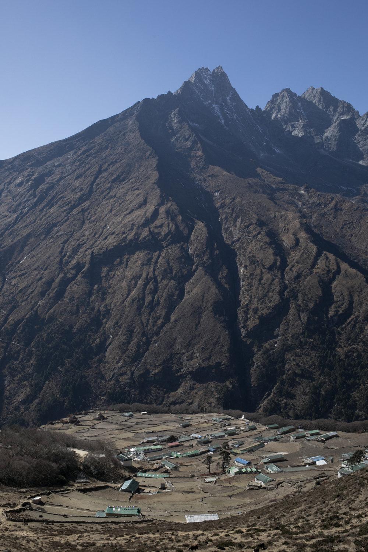The village of Phortse.