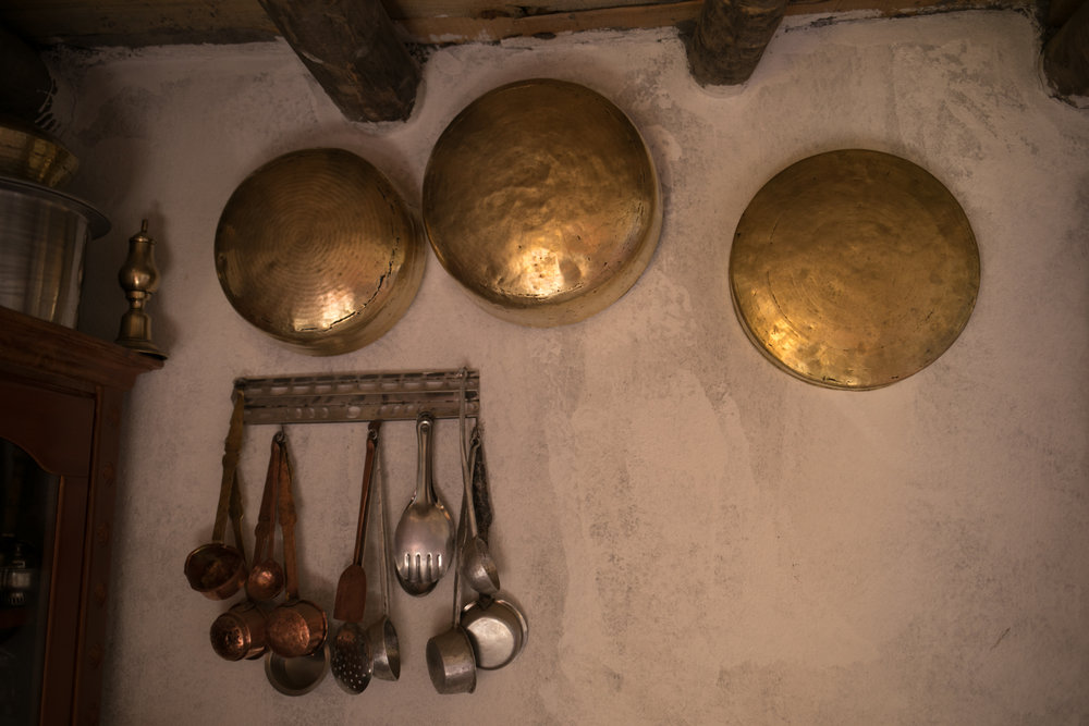 Cooking Utensils.