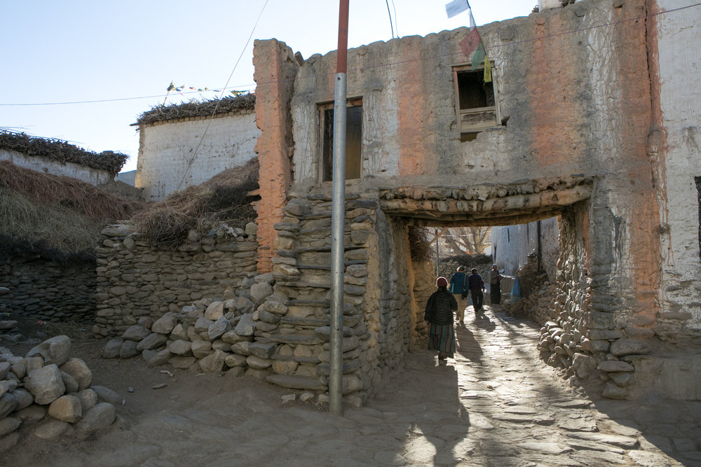 Village of Ghami.