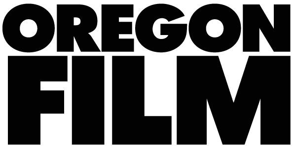 Oregon Film Logo (Black Knockout).png