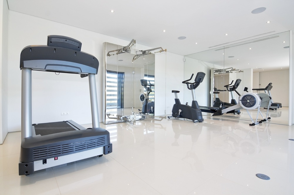 Custom-Design Home Gym