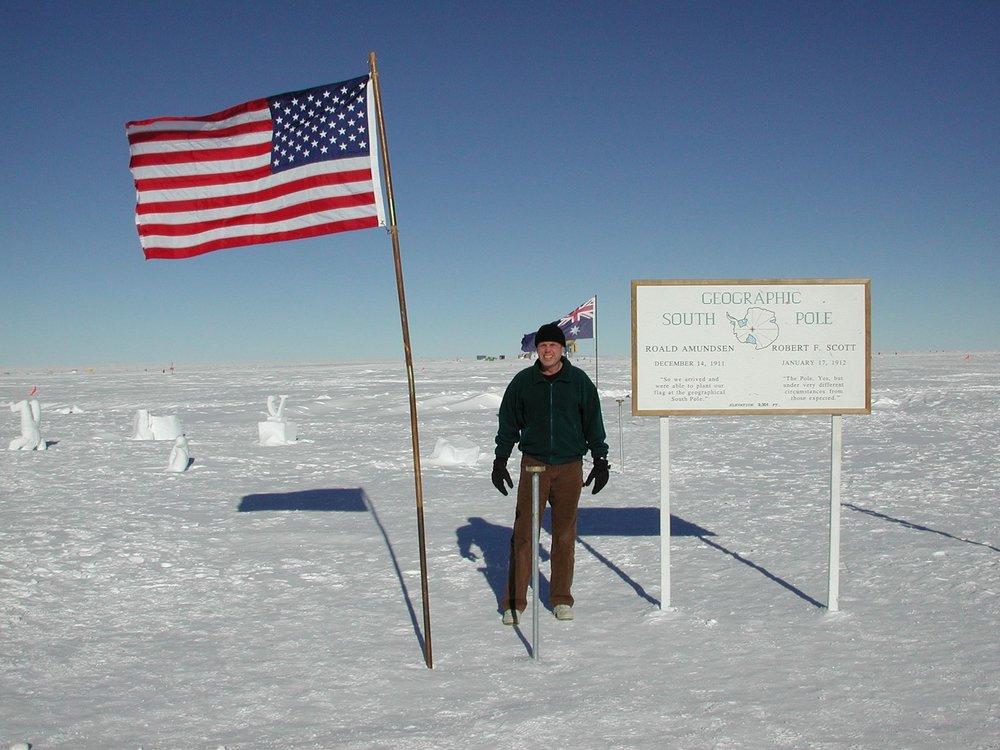 Antarctica 1995-2002
