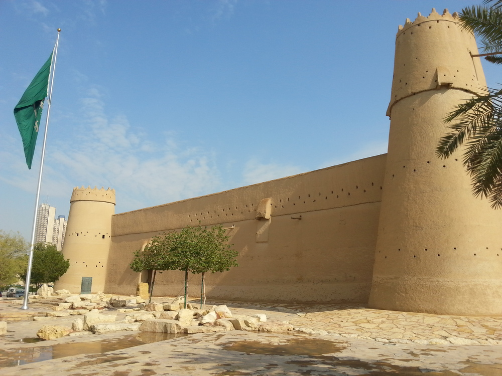 Fort Masmak. Originally built in 1865, it was captured in 1902 by Amir Abdulaziz bin Abdul Rahman bin Faisal Al Saud (aka Ibn Saud), the future king of Saudi Arabia.