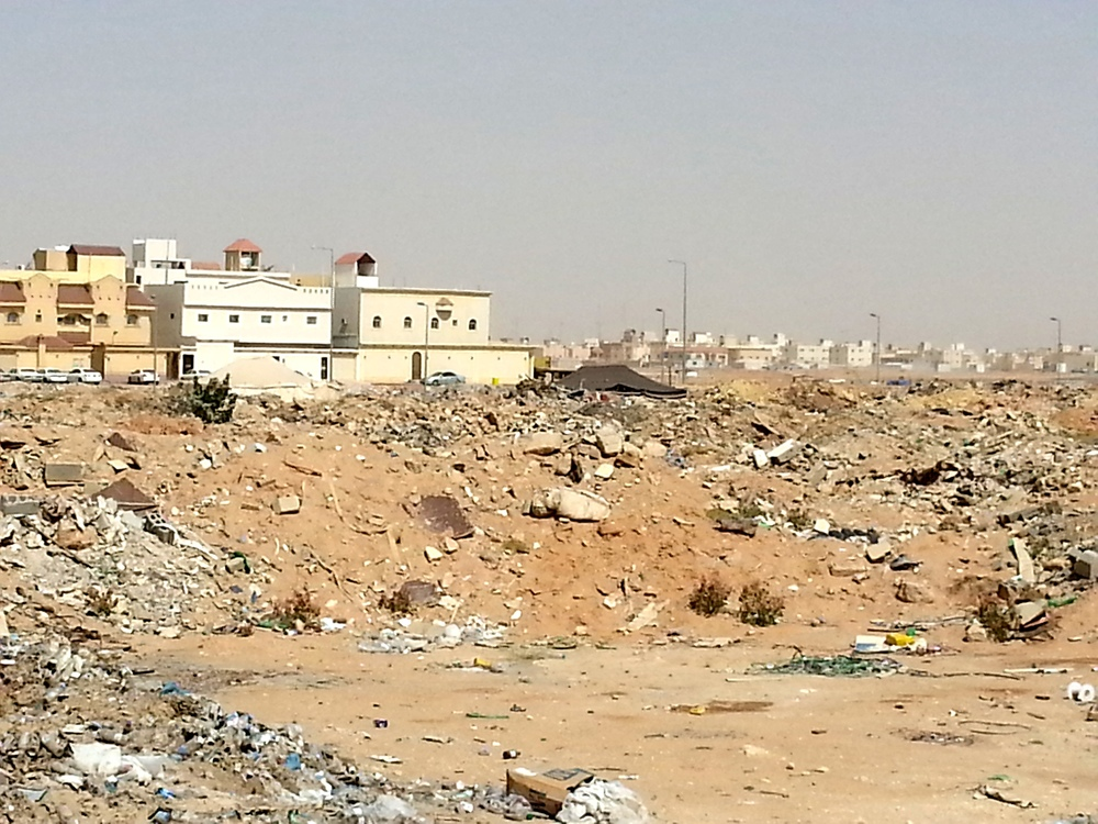 New housing area in Al Nazeem