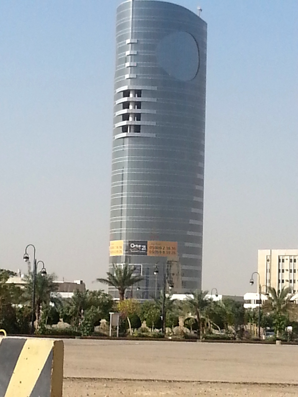 Century 21 is attempting to market and sell the glut of commercial real estate in Riyadh
