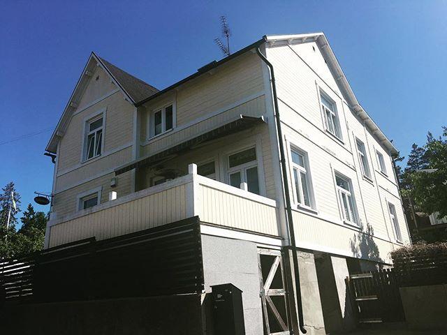 Uppstart och projektering inför Panelbyte av fastighet i Södertälje! #engmansattermon #totalentreprenad #panelbyte #grymmasnickare