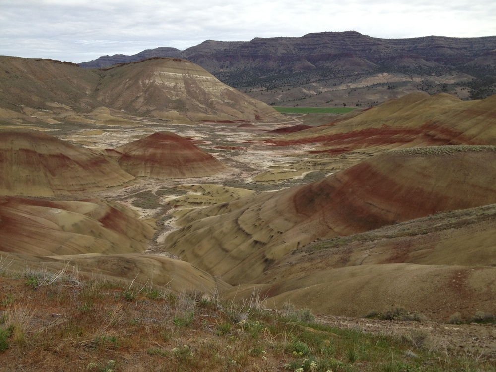 As a lifelong Oregonian, there are still places I have never seen in my home state. I spent a long weekend exploring around the Painted Hills National Monument with some of my friends. I can't wait to go back.