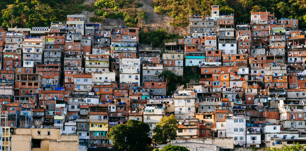 Favela Morro do Cantagalo