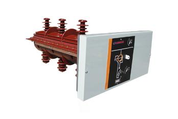 SF6 Gazlı Ayırıcılar / SF6 Gas Load Break Switches