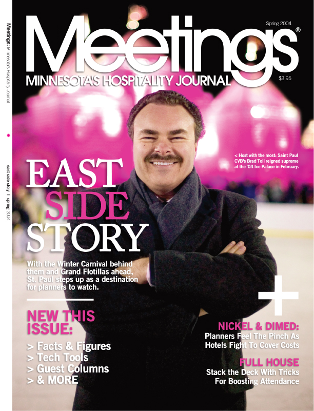 Meetings Magazine Cover