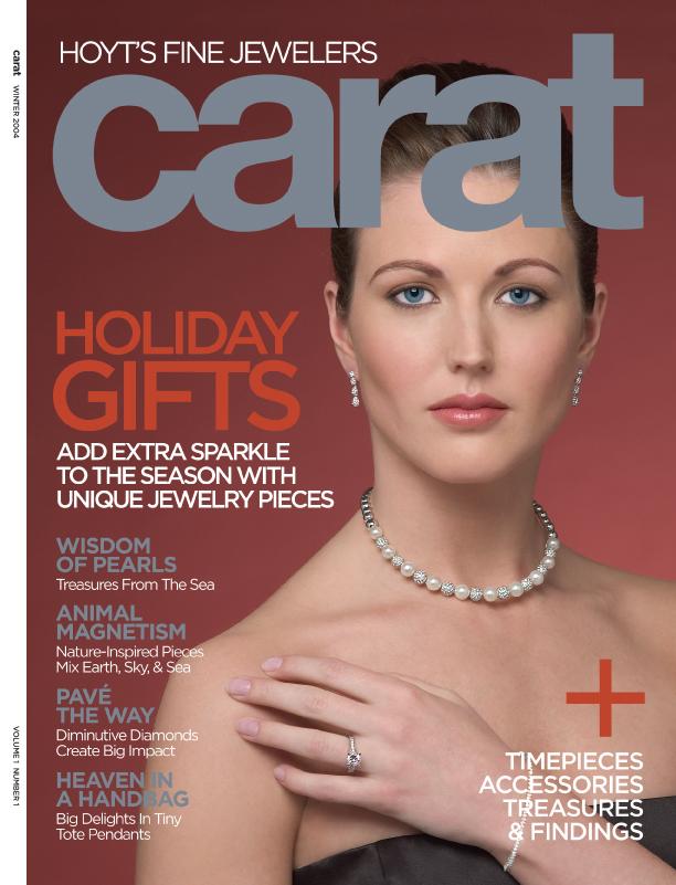 Carat Magazine Cover