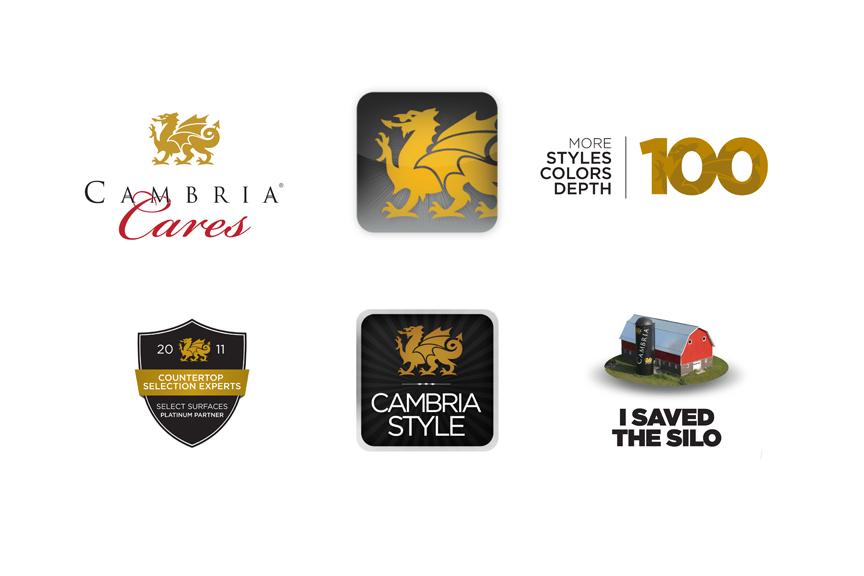 Cambria Logos - Various