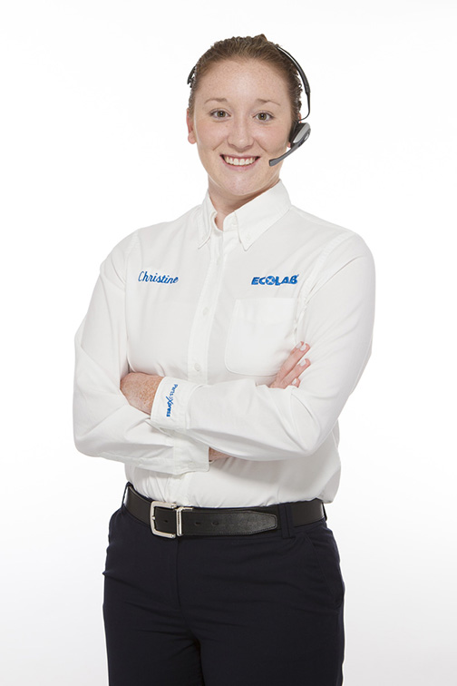 Ecolab Promo Photography