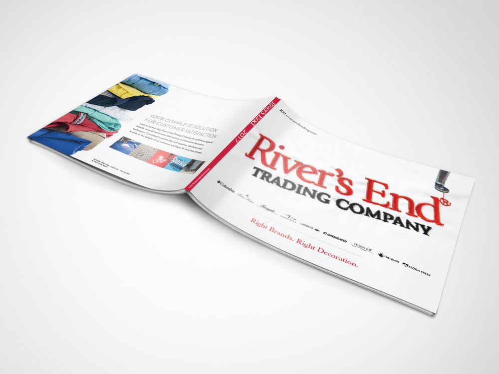 case study - River's End Catalog