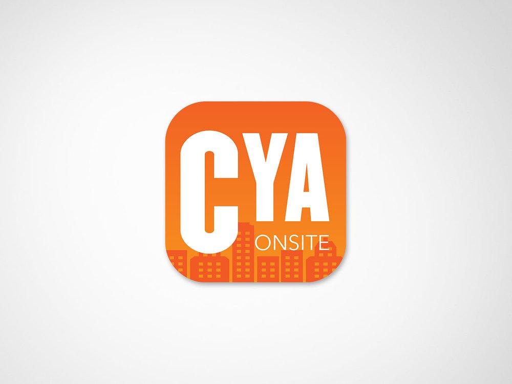 case study - CYA Onsite App