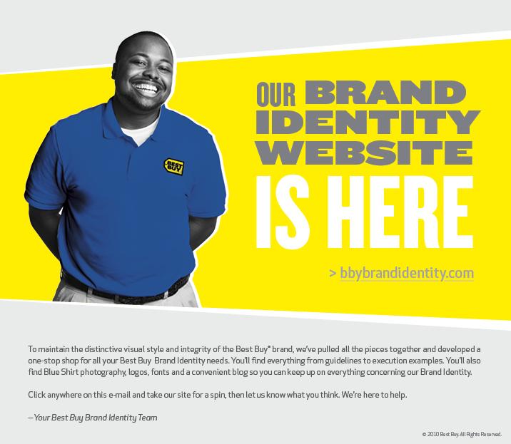 Best Buy Brand Identity