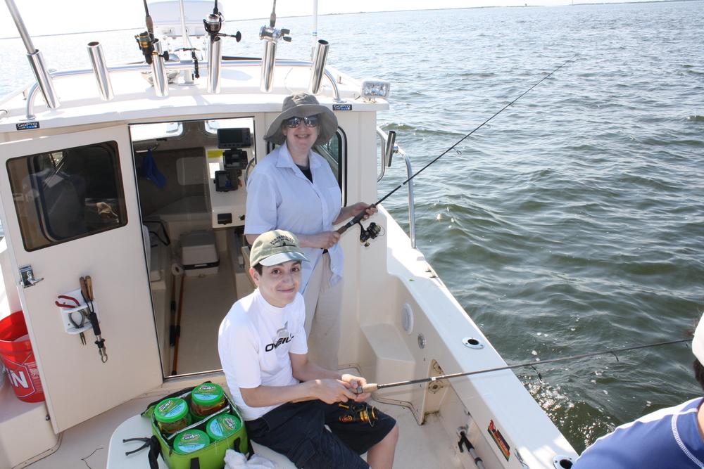 Early july report reel reaction sportfishing barnegat for Barnegat light fishing report