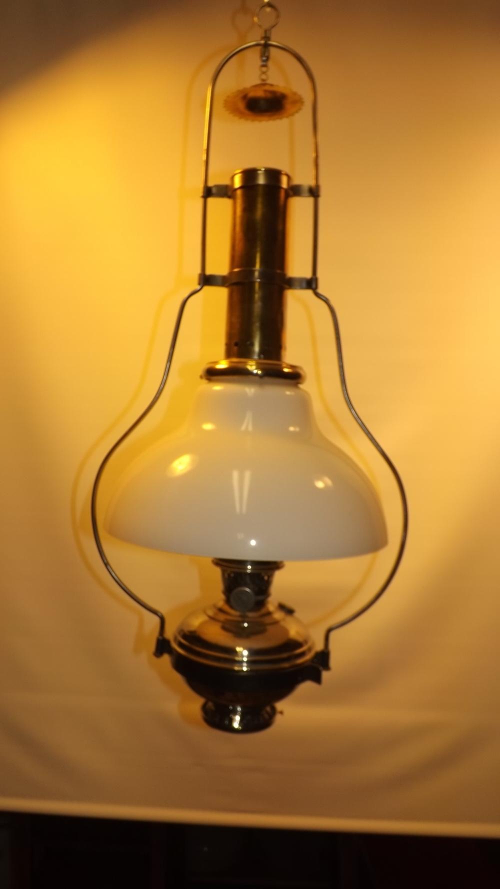 Vintage Antique Hanging Lamps Antique Kerosene Lighting