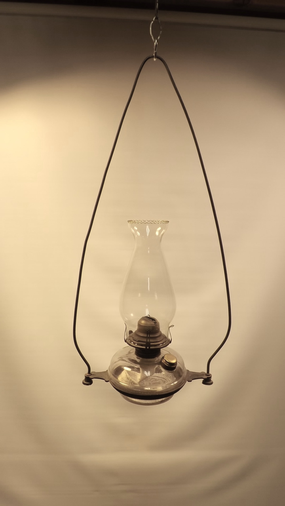 Early Hanging Lamp   Clear Font