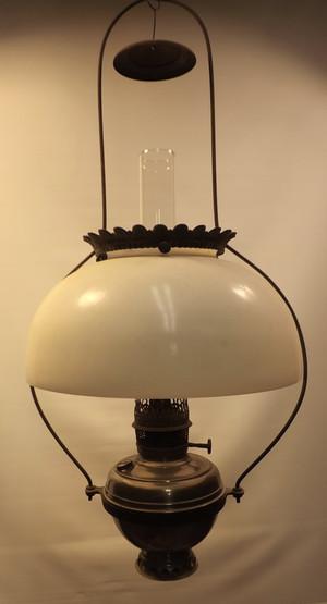 CD Hanging Lamp Opal 14 Shade