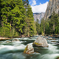 Yosemite National Park October 2014