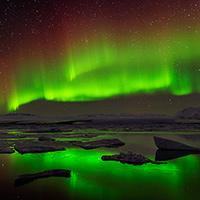Iceland Landscapes & Aurora December 2014