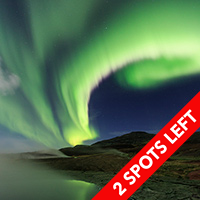 Iceland - Northern Lights March 2015