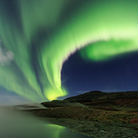Iceland - aurora & landscapes March 2016