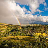 Autumn in telluride september 2015