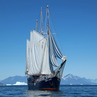 Greenland by schooner august 2016