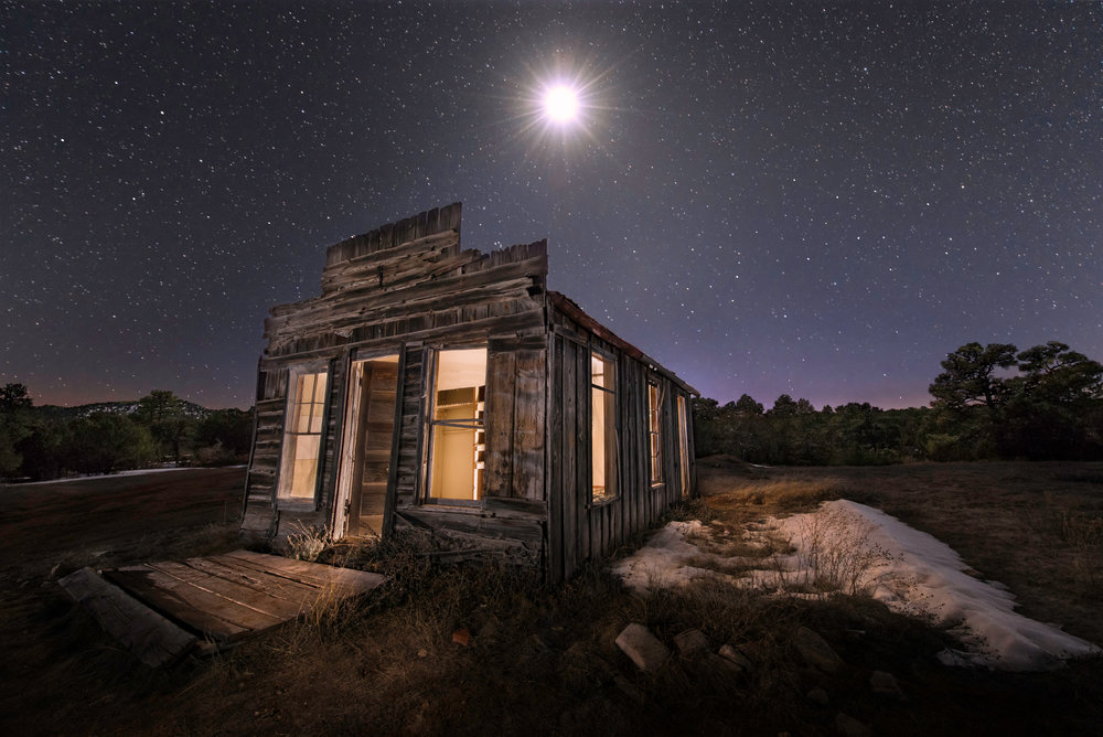 New Mexico Dark Sky Astronomy Sites for Visitors