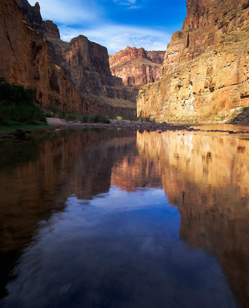 """National Canyon, Colorado River Grand Canyon NP  ARIZONA"""