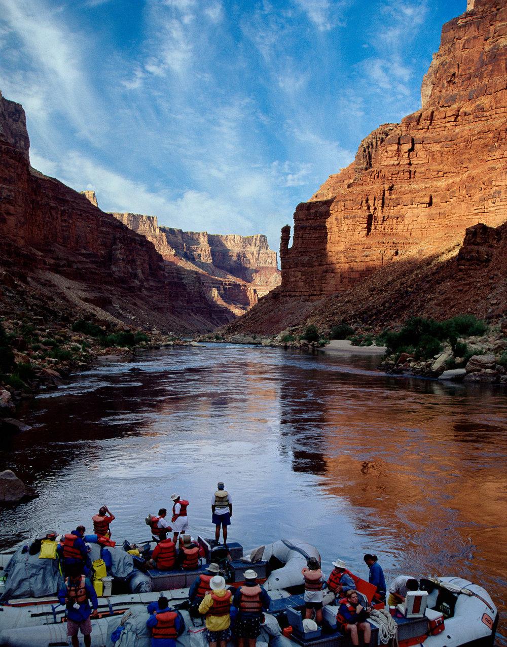 Mile 158, Colorado River, Grand Canyon National Park