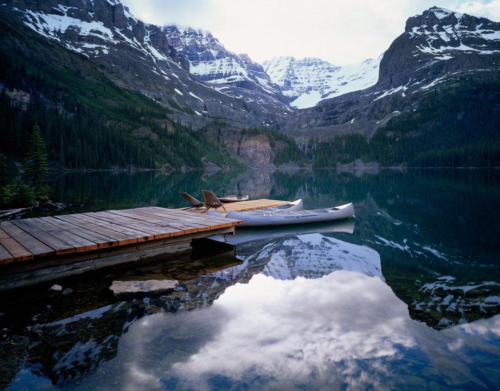 Lake O Hara Yoho NP  BC