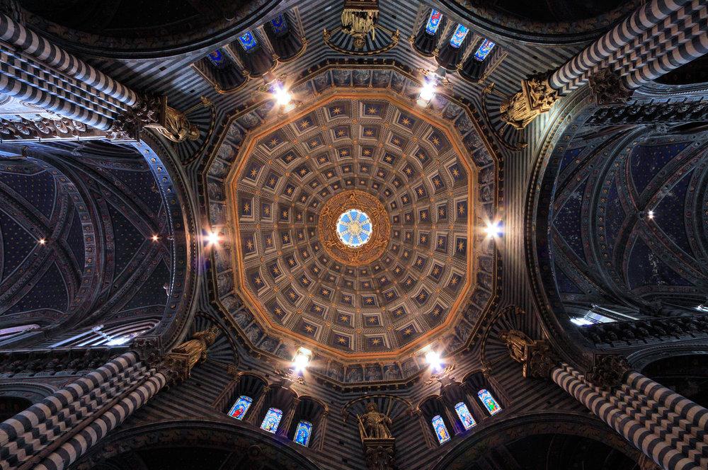 The Duomo - Siena Cathedral, Tuscany, Italy