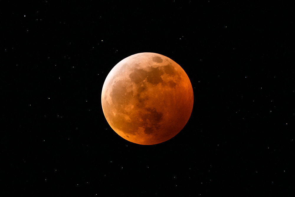 Lunar Eclipse – January 20, 2019