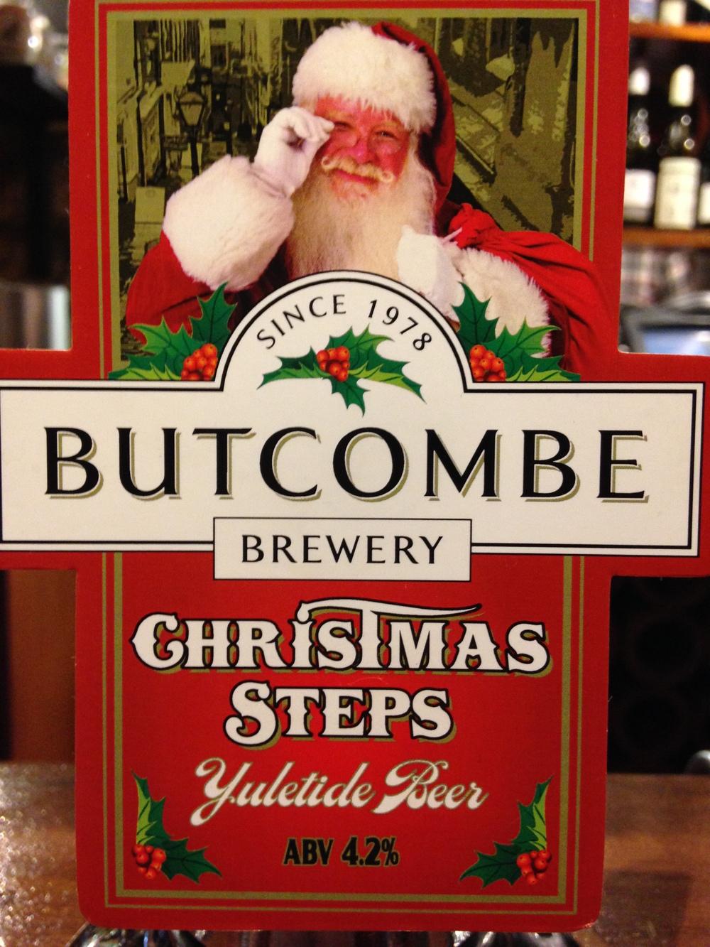Butcombe Santa.JPG