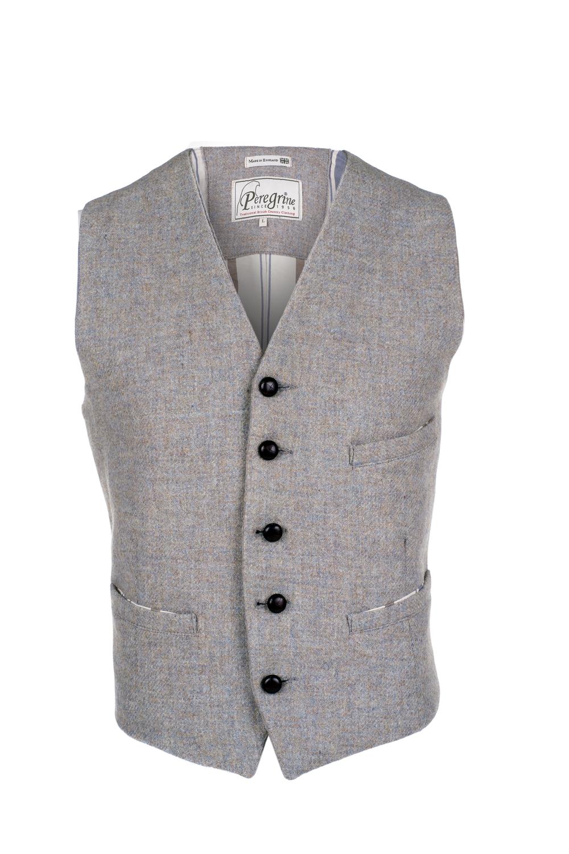 HTV111 Tweed waistcoat grey.jpg
