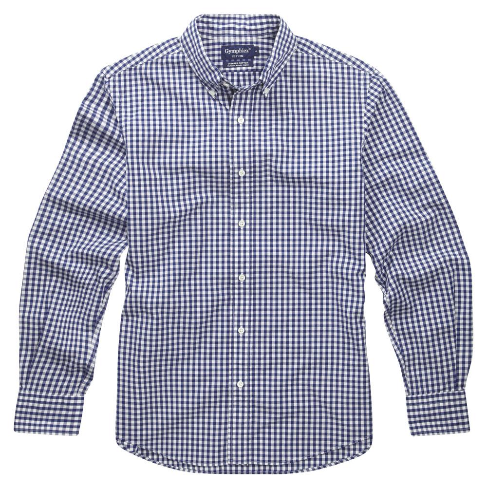 Gymphlex, button down day shirt - £65 (2).jpg