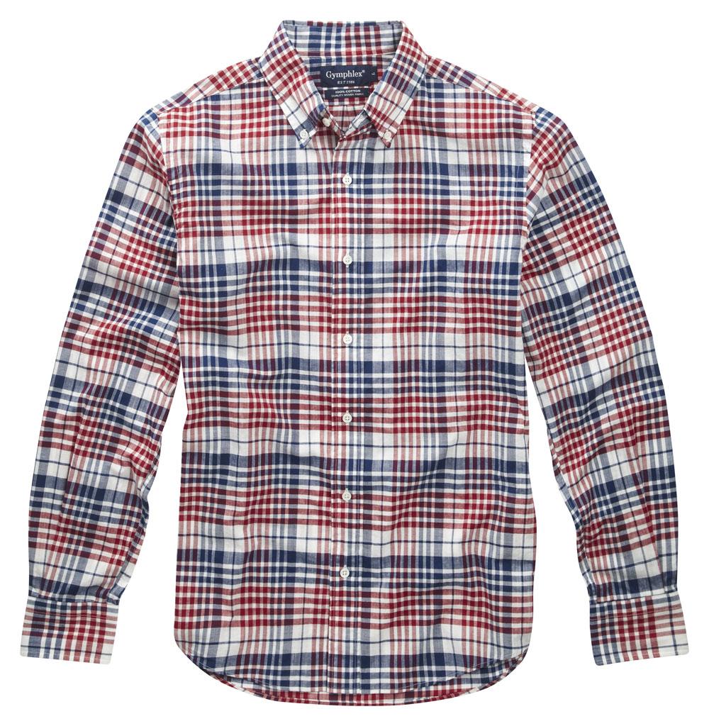 Gymphlex, Button Down Day Shirt - £65.00.jpg