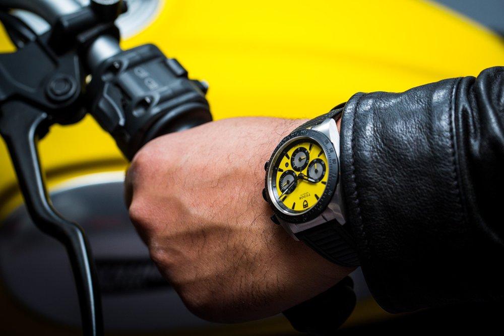Tudor-Fastrider-Chronograph-2015-Yellow-Wrist.jpg
