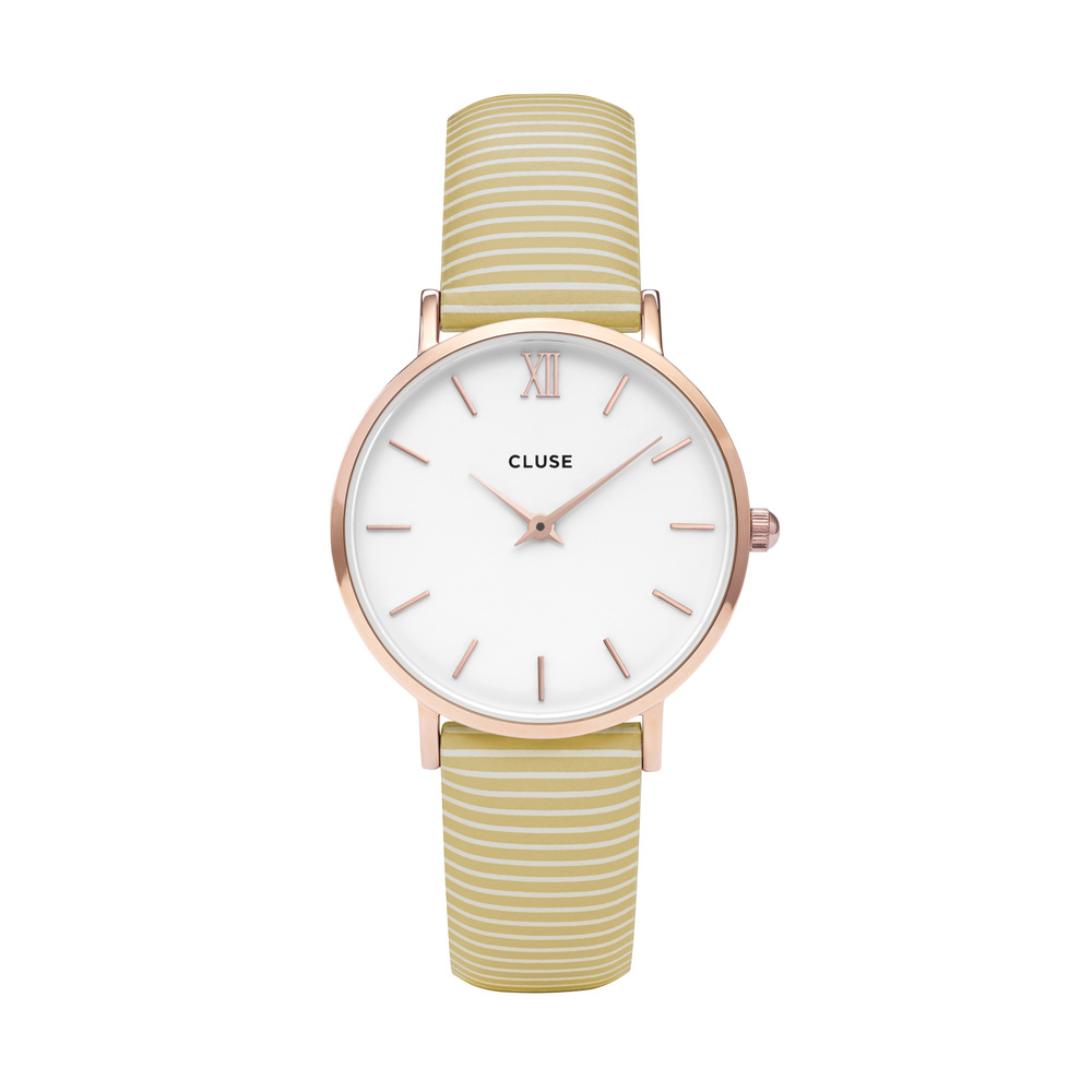 CL30032 Minuit Rose Gold WhiteSunny Yellow Stripes_frontal_w.jpg