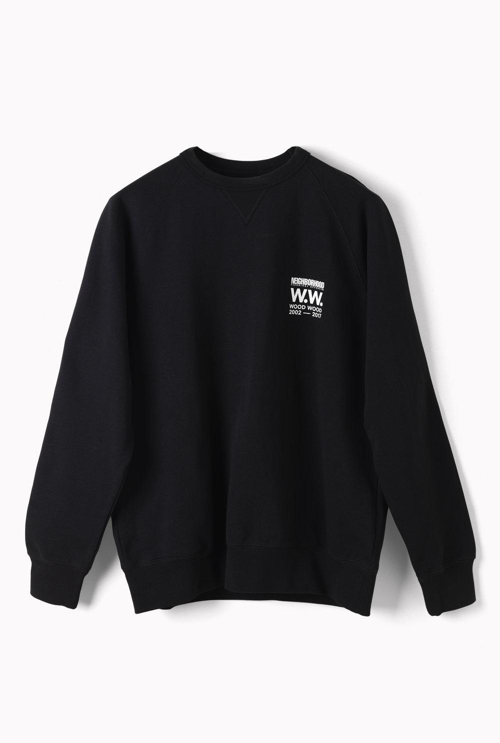 WoodWood_Hester sweatshirt_Black.jpg
