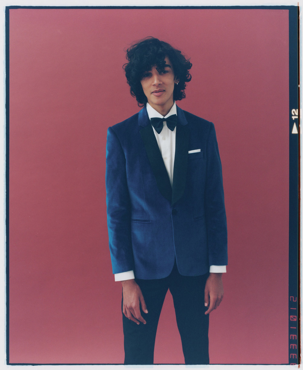 Introducing: Fine Tailoring by Charlie Casely-Hayford For TOPMAN ...