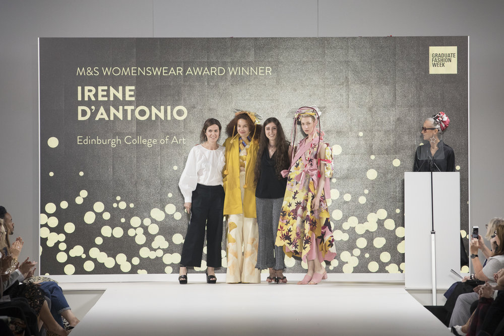 GFW Irene D'Antonio Edinburgh College of Art - M&S Womenswear Award.JPG