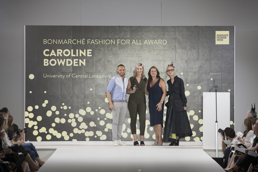 GFW_Caroline Bowden Univerity if Central Lancashire Bonmarche Fashion for All Award.JPG