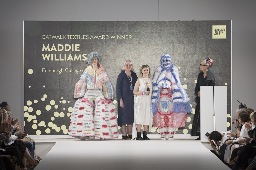 GFW_MAddie Williams Edinburgh College of Art - Catwalk Textiles Award.JPG